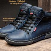 Зимние кожаные ботинки Wrangler Dakota Denim