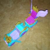 автомобиль для пиинцессы my little pony