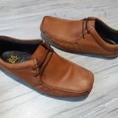 Кожаные туфли Marks Spenser UK10 29 cm