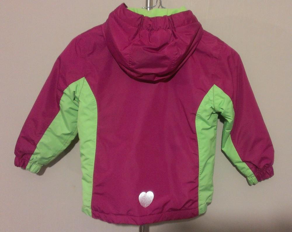 Р.98-104, лыжная термо-куртка фото №3