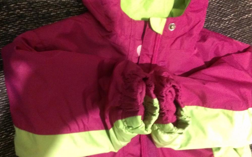 Р.98-104, лыжная термо-куртка фото №10