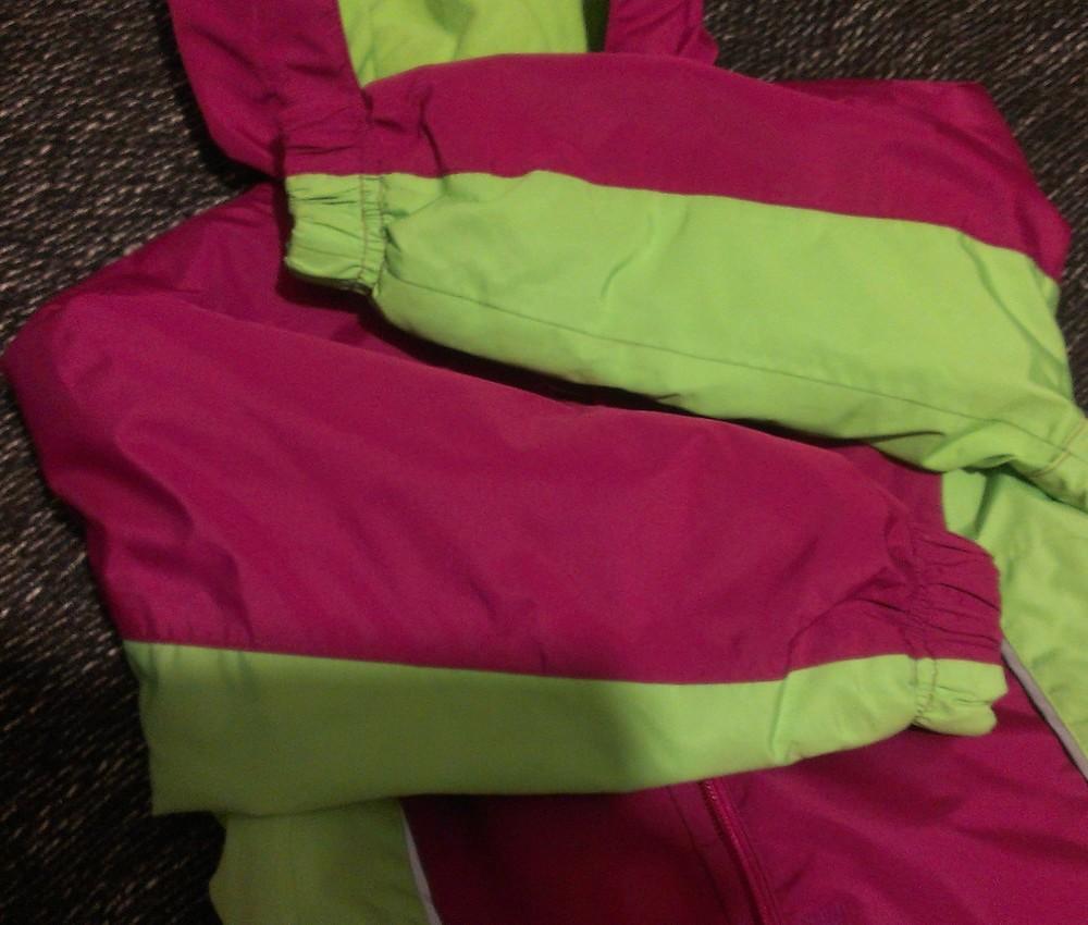 Р.98-104, лыжная термо-куртка фото №11