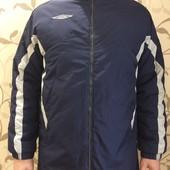 Новая куртка Umbro Impact Control зимняя оригинал