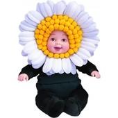 коллекционная кукла ромашка Anna Geddes 16 см оригинал
