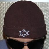 Флисовая фирменная флисовая шапочка шапка  Impidimpi (Импидимпи) м-л.56-58.унисекс .