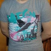 Брендовая стильная футболка Jack&Jones.л .
