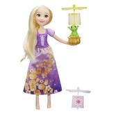 Кукла Рапунцель и плавающие фонарики Disney Princess