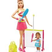 Barbie из серии Я могу быть тренер по теннису