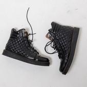 Крутые ботинки Topshop