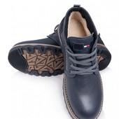 Мужские Ботинки Tommy Hilfiger,40-45, 6234-28,9
