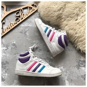 Высокие кроссовки Adidas рр 37