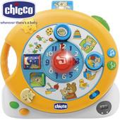 Детские развивающие часы игрушка Chicco