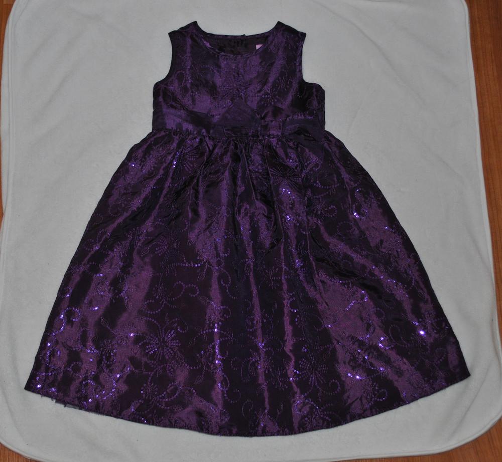 528f421183a Нарядное платье на 3-4 годика f f фото №1