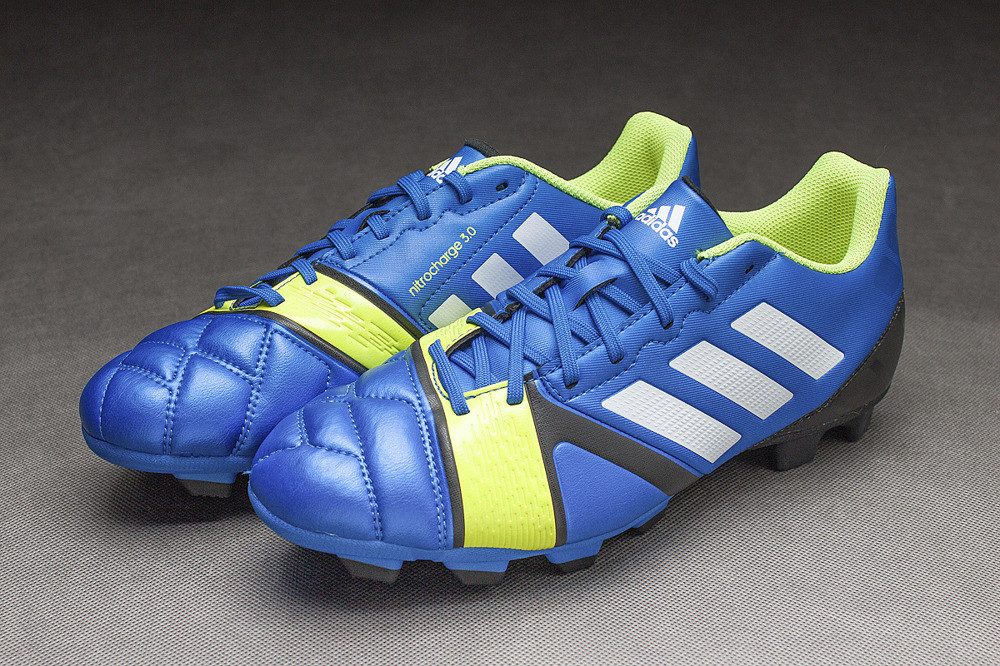 Копы бутсы адидас adidas nitrocharge 3.0 trx fg 40 2/3 р 25,5 см бронь фото №1
