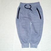 Спортивные штанишки Rebel. 1,5-2  года.92 см.