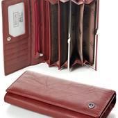 Женский кожаный кошелек Boston В наличии разные модели
