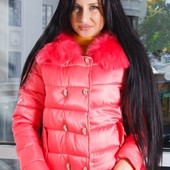 Демисезонная курточка. Очень красивая!!!