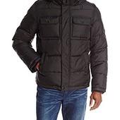 Зимняя куртка Tommy Hilfiger р ххл Оригинал Черная
