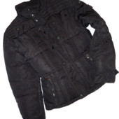 Зимняя куртка мужская р.М (ог 110, рукав 65, дл.70)
