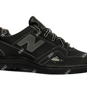 Мужские демисезонные кроссовки черного цвета (КТ-22ч)