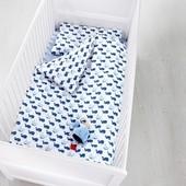 детская постель из орг.хлопка от ТСМ Чибо(германия),100х130
