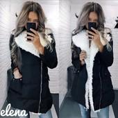 Куртка женская в расцветках 23659