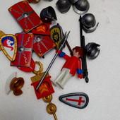 Playmobil рыцарские доспехи