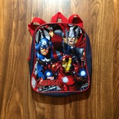 Новый рюкзак Marvel 3-6 л.