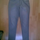 Фирменные джинсы джеггинсы M-L