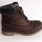 ботинки зима черевики натур кожа р 45