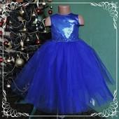 Яркое нарядное платье, пошив на заказ