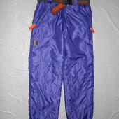 Euro 48-50-52 лыжные штаны, Colle, Италия, термоштаны теплые зимние