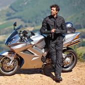 Мужские брюки мотоцикл профессиональные!Tchibo S