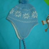 шапка 48-50р