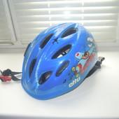 Велошлем детский защитный шлем скейтборда роликов велосипедный размер XS 45-50см