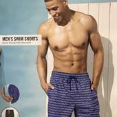 Мужские пляжные шорты для плаванья XL Crivit Германия