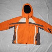 р. 110-116-122 лыжная куртка сноуборд Outburst, Германия