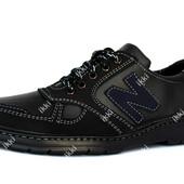 Спортивные мужские туфли - кроссовки в стиле NB (СГТ-4-с)