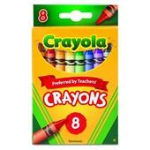 Карандаши-мелки Crayola оригинал