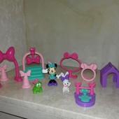 Fisher-Price Minnie Mouse площадка для питомцев Минни Маус