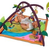Распродажа - Игровой коврик для малышей Лес от Oops развивающий