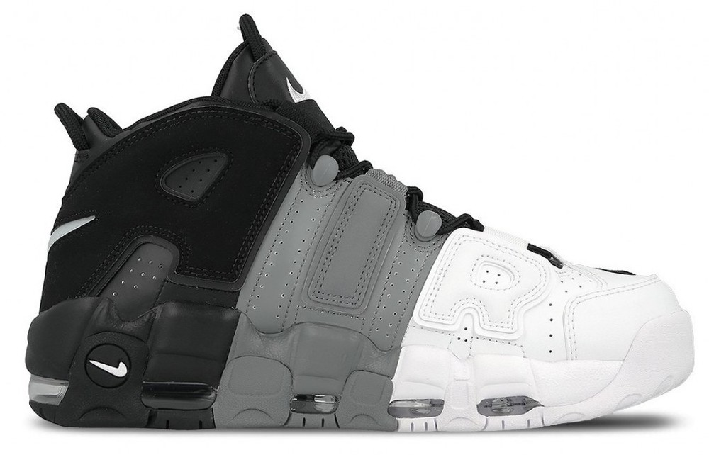Кроссовки nike air more uptempo tri-color р. 41-45, код fr-1394 фото №1