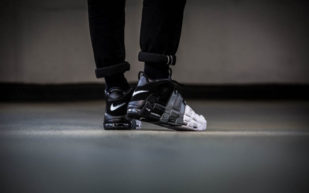 Кроссовки nike air more uptempo tri-color р. 41-45, код fr-1394 фото №6