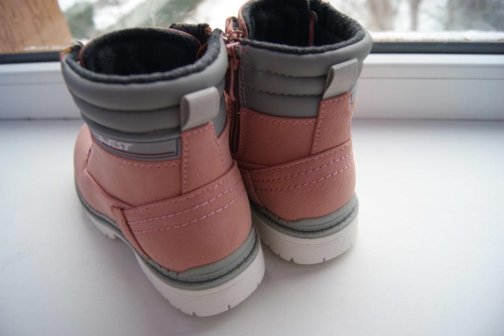 Демісезонні черевички для дівчаток фото №7 70e9f86a7417a
