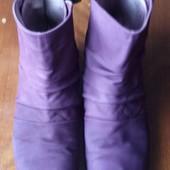 ботинки кожа Luciano Carvari