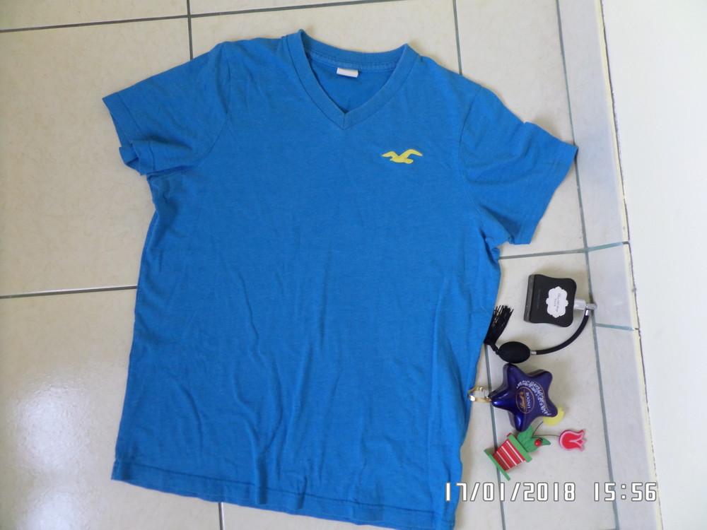 Hollister L-XL футболка фото №1
