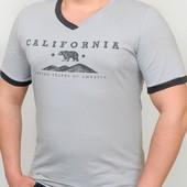 Стильная футболка 48-50