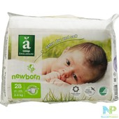 Памперсы Newborn, Германия 2-5 кг, 28 шт