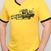 Стильная футболка 46-48