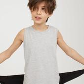Майка H&M для мальчика-подростка 10-12, 12-14 лет